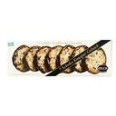 スウエーデンの人気クッキー。オート麦でヘルシーギレ ダブルチョコレート クリスプ