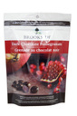 天然フルーツの濃縮果汁粒を高品質ダークチョコレートでコーティング。ブルックサイド ダーク...